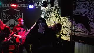 Ylem Darkul live @ The Gryphon, Bristol 19/01/2019