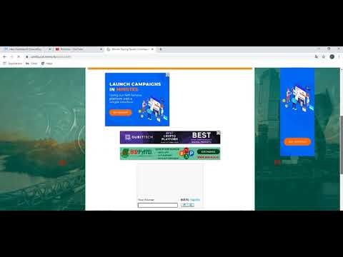 New Faucet Bitcoin  | Instant Payout Faucetpay | Free BTC 2020 | AuToClaim !!