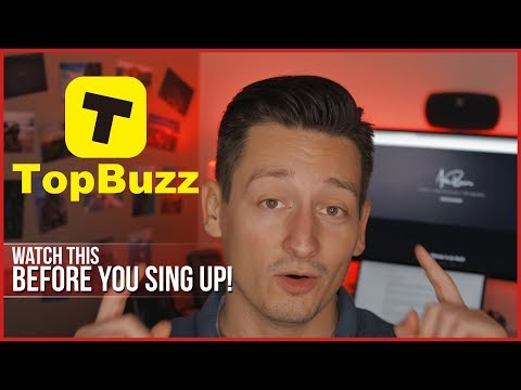 TopBuzz - Watch this before you sign up