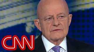 James Clapper: No doubt Russia wanted to sway election