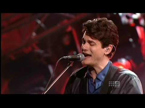 John Mayer - Heartbreak Warfare Live @ Logies 2010