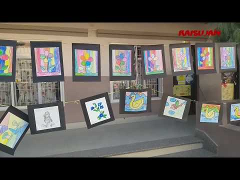Art & Craft Exhibition In United School