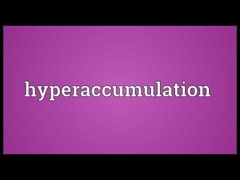 Header of Hyperaccumulation