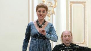Оксана Шилова и Терем-квартет - Черноглазая казачка / Oxana Shilova & Terem Quartet