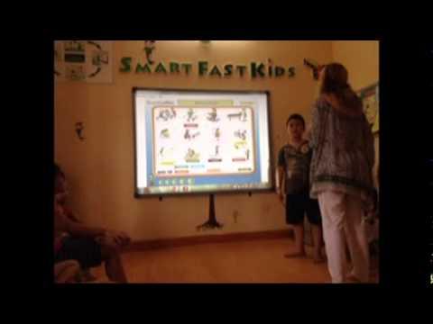 [29.7]Lớp học tiếng anh cho trẻ mầm non tiểu học tại Hà Nội