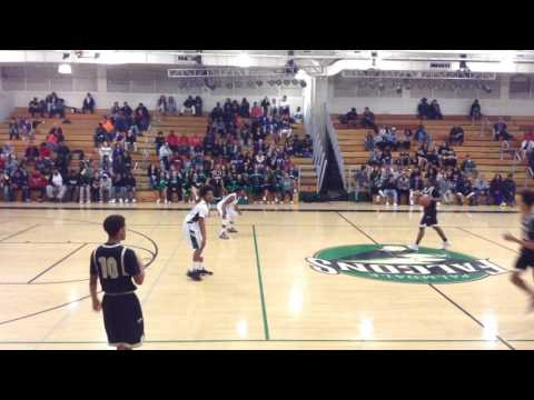 PHS VS KNIGHT 2/7/17 (2ND GAME)
