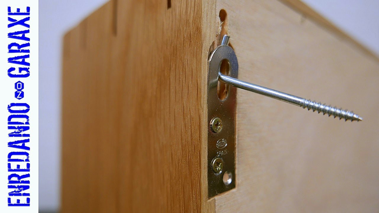 Merveilleux How To Install Concealed Cabinet Hanger