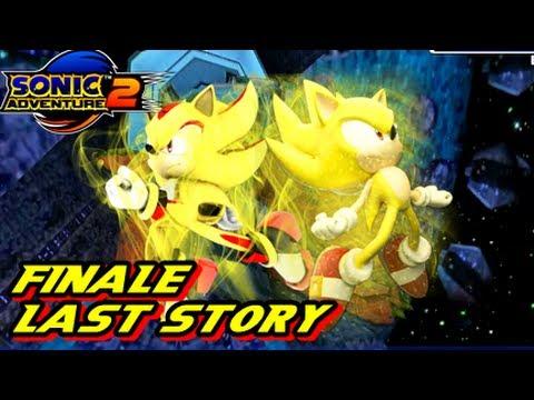 Sonic adventure 2 hd last story finale youtube - The last story hd ...