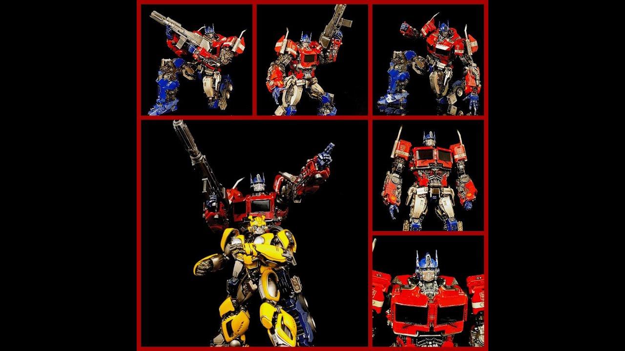 ThreeZero Optimus Prime Review by Deluxe Baldwin