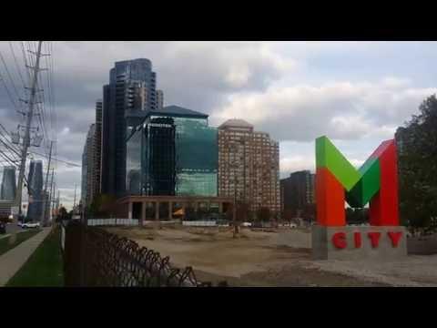 M City Condos Mississauga Location