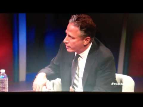 Stewart Defends Single Payer at Debate