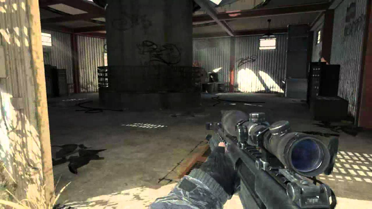 Smtxx Mw3 Game Clip Youtube