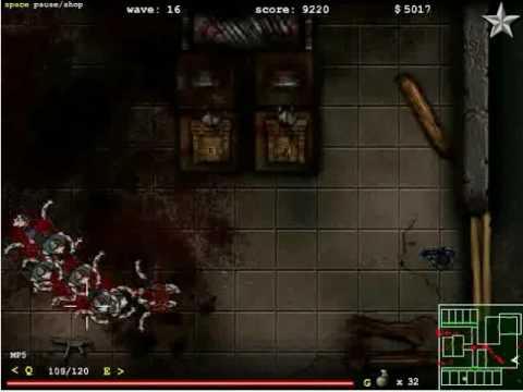 SAS Zombie Assault 2: Insane Asylum Walkthrough Pt. 1 (NO HACKS)