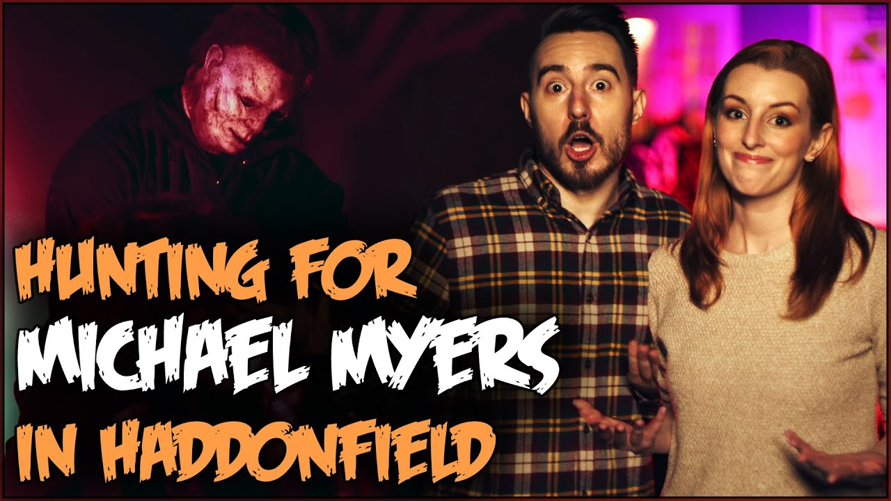 EVIL DIES TONIGHT! Hunting for Michael Myers in Halloween Kills Experience