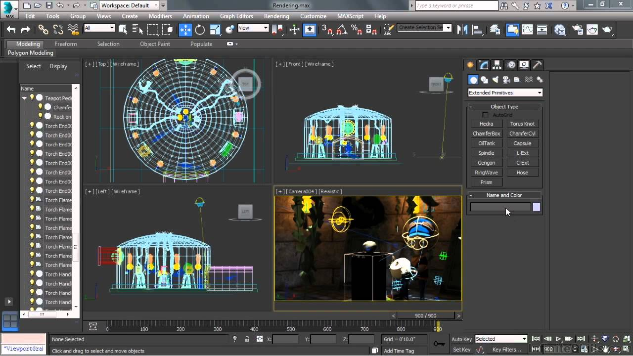 Autodesk 3ds max 2015 tutorial about the course youtube for 3ds max course