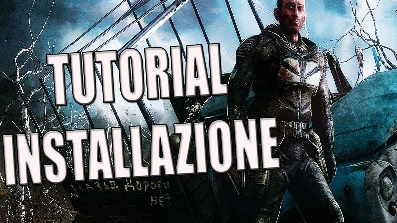 TUTORIAL - Come Installare STALKER Anomaly 1.5 - Fast and Easy