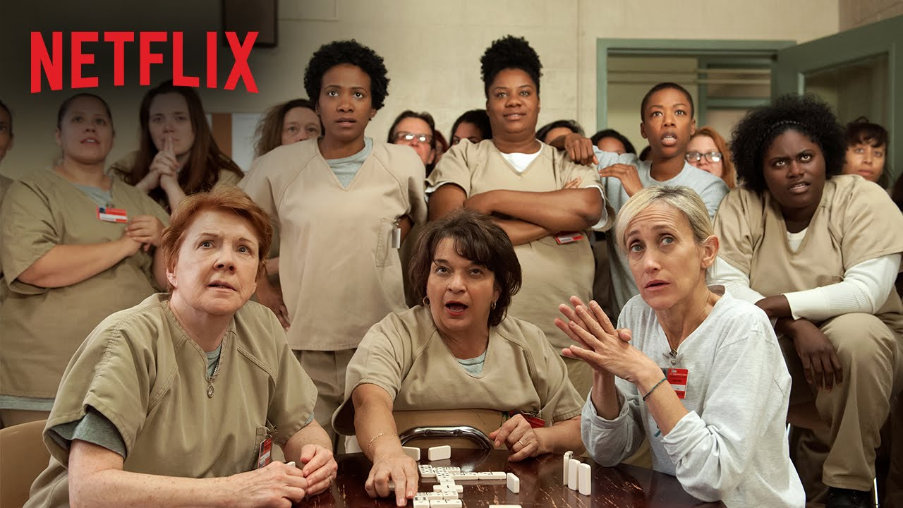 Orange Is The New Black Burning Series Deutsch