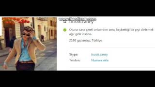 BURAK CANEY ANNESİNİ  5 TL SATIYOR BACISINI USTE BEDAVA VERİYOR