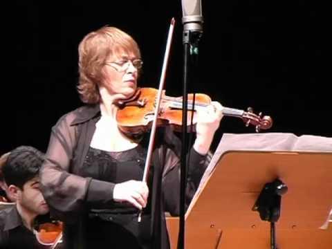Nana Jashvili, G.Kancheli - V&V für Violine, Stimme und Streichorchester