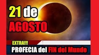 ECLIPSE TOTAL DE SOL 21 de Agosto 2017