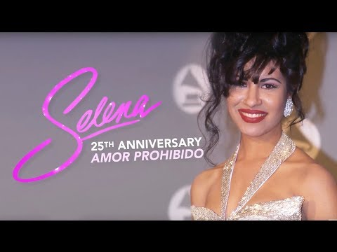 Selena Quintanilla's Amor Prohibido Turns 25! Becky G, Ally Brooke And More Reflect On Iconic Album