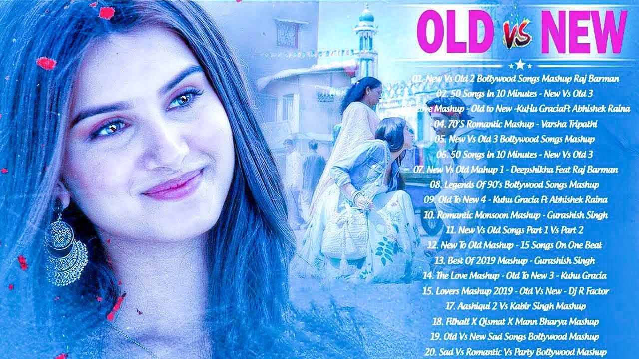 Download Old Vs New Bollywood Mashup Songs 2021 | Latest Romantic Hindi Mashup 2021:90's Bollywood Mashup