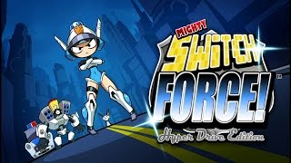 Mighty Switch Force! Hyper Drive Edition [PC/Steam]