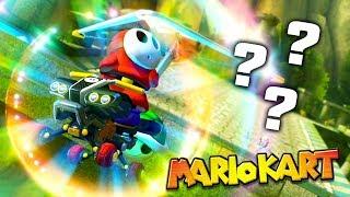 EL MISTERIO DE SHY GUY ROJO | Mario Kart 8 Deluxe