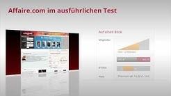 Affaire.com Test - DAS Portal für Seitensprünge?