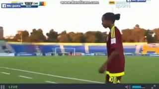 Con un gol simplemente imposible Deyna Castellanos da triunfo a Venezuela (+Vídeo)