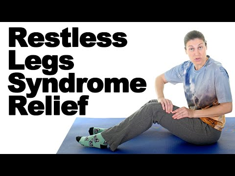 Restless Legs Syndrome Relief (RLS) Ask Doctor Jo