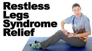 Restless Legs Syndrome Relief (RLS) - Ask Doctor Jo