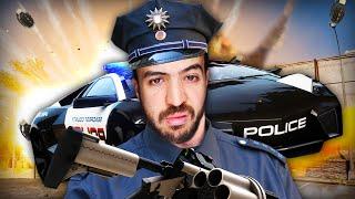JE SUIS UN POLICIER ! GTA V LSPD MOD