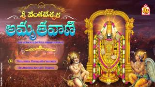 Sri Venkateswara Swami Amruthavani||Song By Usha Raj||Jukebox||