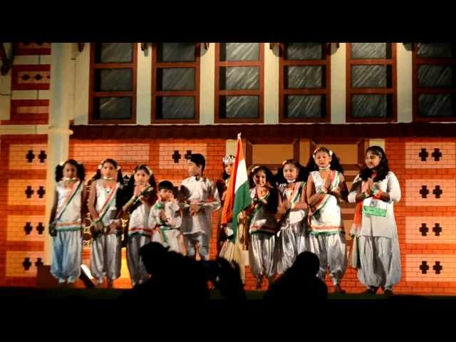 Simna, Geethika & Gaurav's Dance For Patriotic Song Travel Video