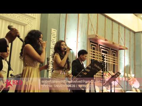 LOVE ON TOP - BEYONCE ( cover ) Red velvet entertainment Live at PULLMAN Hotel