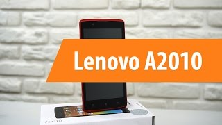 Распаковка Lenovo A2010 / Unboxing Lenovo A2010(Купить Lenovo A2010 в DNS: http://www.dns-shop.ru/search/?q=Lenovo+A2010&utm_source=youtube&utm_medium=video&utm_campaign=LenovoA2010 ..., 2016-11-15T11:55:50.000Z)