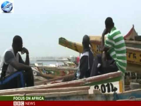 Disheartened migrant returns home to Senegal