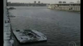 Flagrante da aterrissagem perfeita no Hudson (2009)