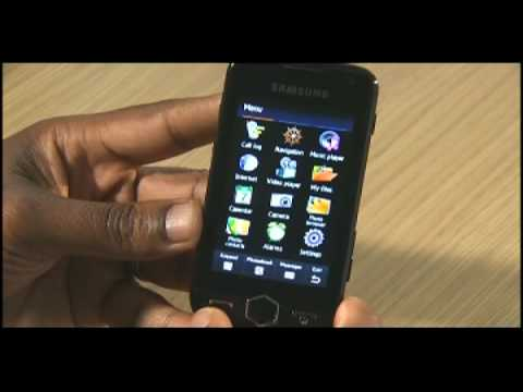Samsung S8000 Jet - Video Preview