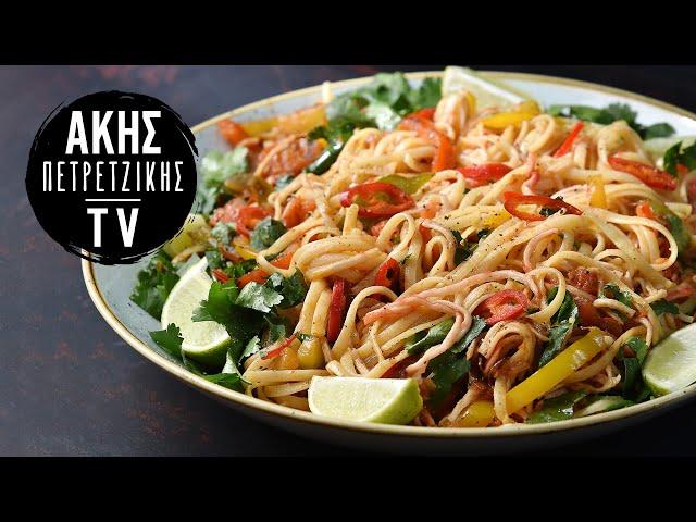 Πικάντικη μακαρονάδα με καβουρόψιχα Επ.39 | Kitchen Lab TV