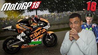 MotoGP 18   Carrière Moto 2 - Sur les terres de Valentino Rossi ! #18