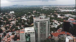MEXICO CITY 360º: TORRE SIGLUM 4K