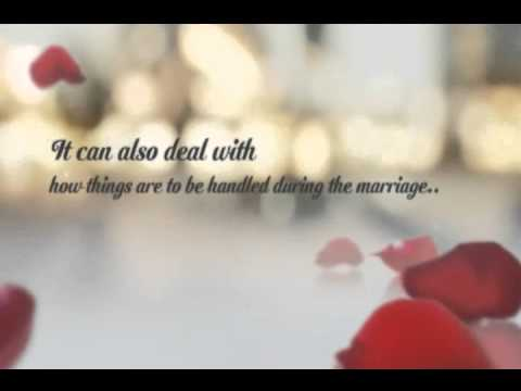 Prenuptial Agreement Lawyer in Vancouver, B.C.