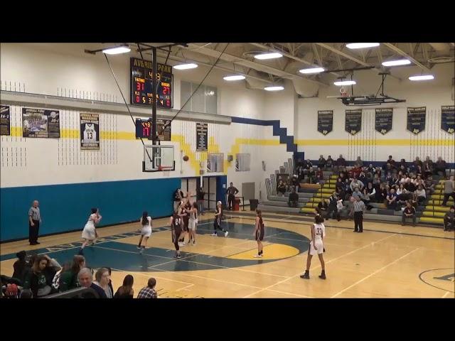 Game Highlights Girls' Varsity: Gloversville 62 vs Scotia 47 (F)