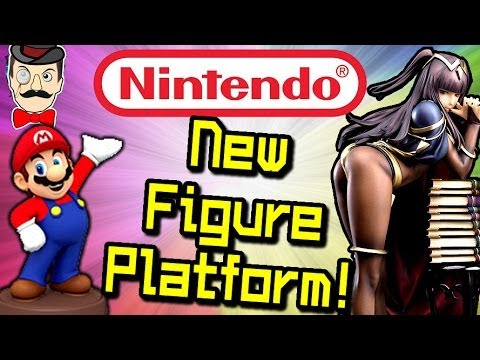 Nintendo Figures That Work With Games Coming Soon Youtube