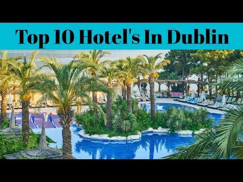 Top 10 Best Luxury Hotel In Dublin | Best Hotels Ireland | Advotis4u