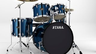 Tama Imperialstar 5-Piece Drum Set Review and Test