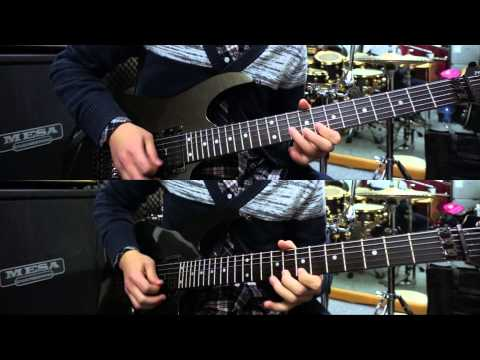 [PracticeMoment] 結他導師示範 X Japan-Tears/Guitar Solo (Cover By Gary Law)