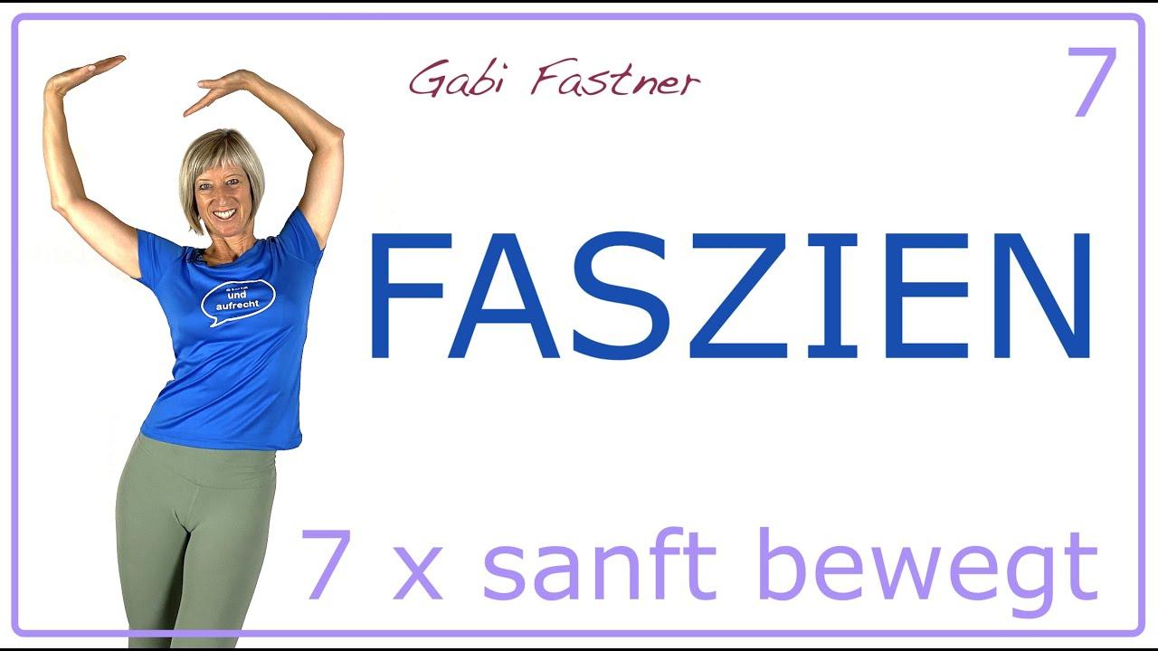7/7🌱25 min. sanfte Faszien-Fitness   ohne Geräte